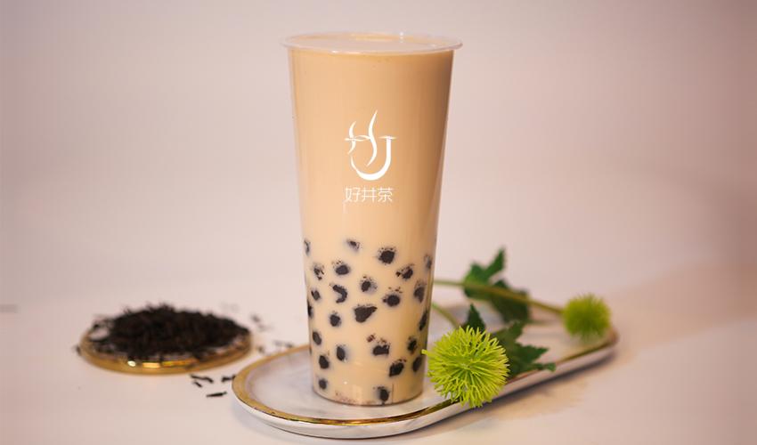 波霸珍珠奶茶